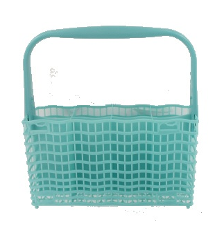 ZANUSSI DISHWASHER CUTLERY BASKET GREEN UNIVERSAL 68 UN 03